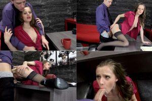 Primal Fetish Clips4sale Jillian Janson - Office Hypnosis Porn HD mp4 [720p/2018]