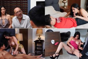 Sexmexxxx Teresa Ferrer - Motivating Step-Mom - Psychologist helped our family FullHD mp4 [1080p/2019]